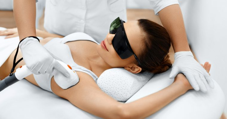 Depilação a laser: qual o melhor equipamento para depilação?