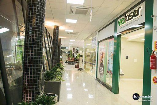 Inauguração da segunda clínica Vialaser em Criciúma/SC