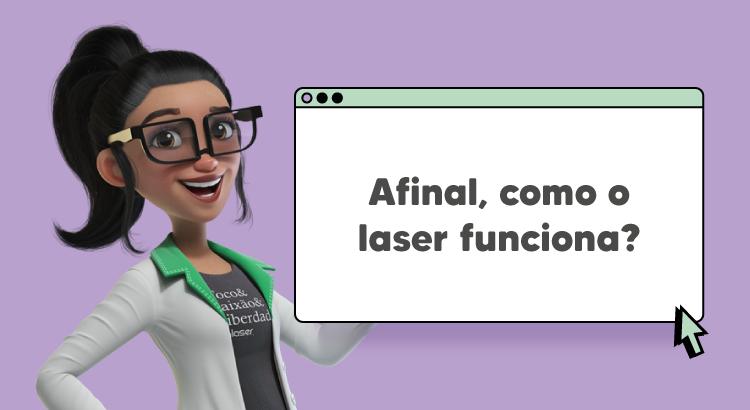 como a depilação a laser funciona